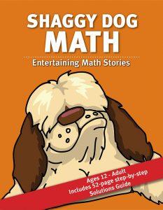 Shaggy Dog Math book cover